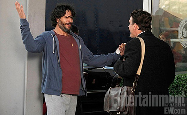 How I Met Your Mother Season 8 Joe Manganiello