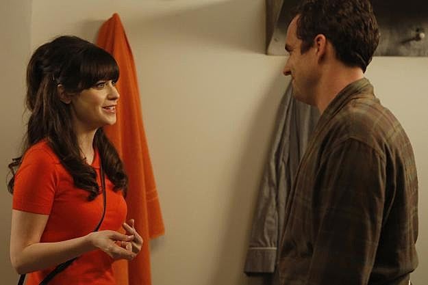 New Girl Season 2 Fluffer