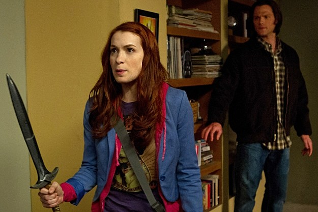 Supernatural Season 8 Felicia Day