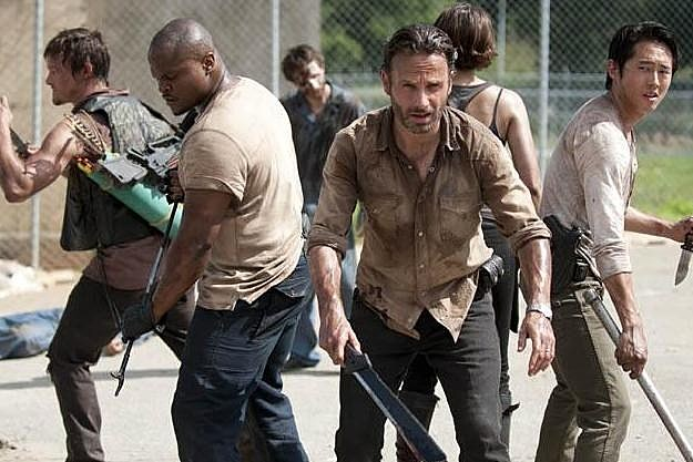 The Walking Dead Season 3 Premiere Seed