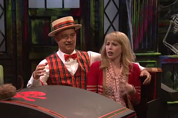 Tom Hanks on SNL