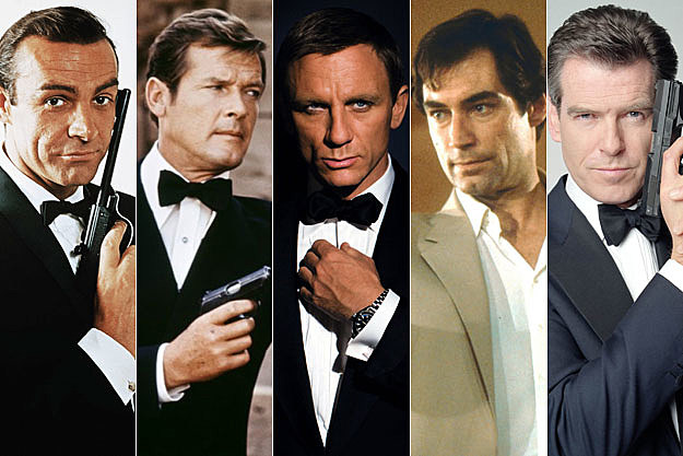 Bond 50 box set