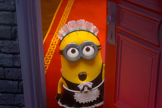 'Despicable Me 2' trailer