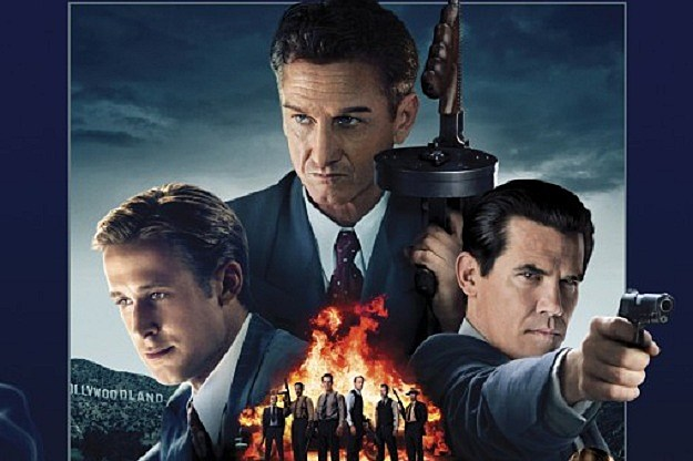 Gangster Squad Poster preview