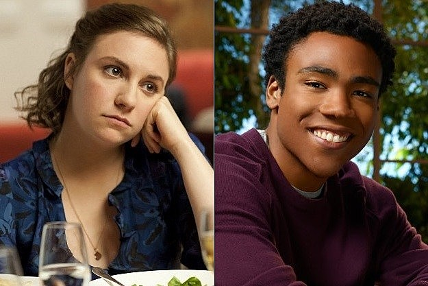 Girls Season 2 Diversity Donald Glover