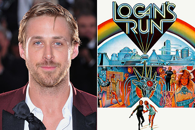 Ryan Gosling Logans Run