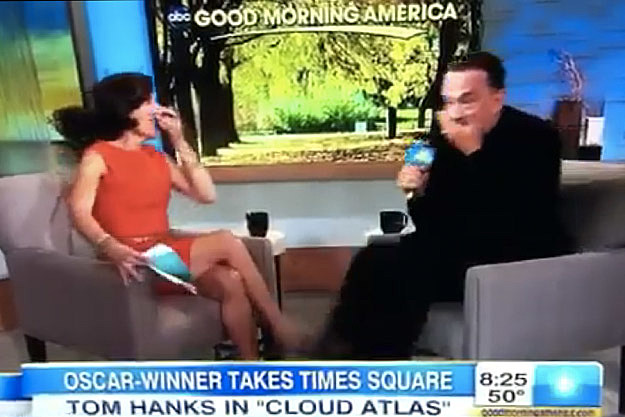 Tom Hanks Good Morning America