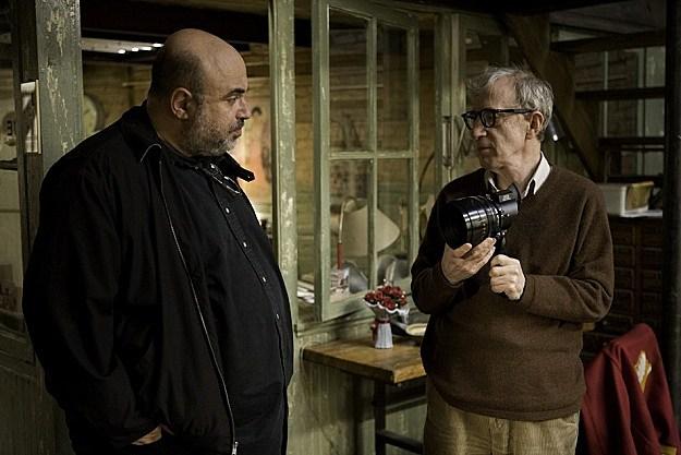 Harris Savides, Woody Allen