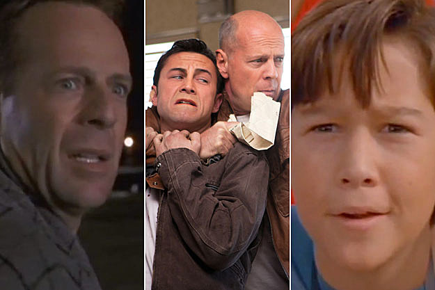 Disney 'Looper' supercut
