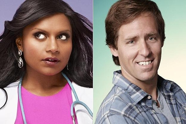 The Mindy Project Ben and Kate