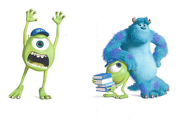 All Monsters Inc Characters Names | www.imgkid.com - The ...
