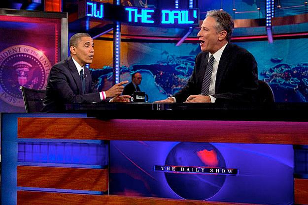 Barack Obama Daily Show