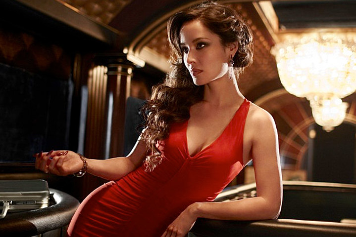 The Amazing Story of How Bond Girl Berenice Marlohe Cyber-Stalked Her Way Into 'Skyfall'