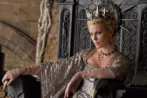 Charlize Theron Vikings The Clan ABC