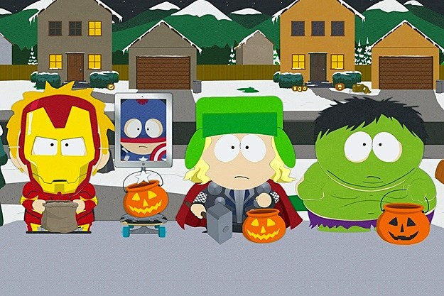 South Park A Nightmare On Facetime Clip The Avengers