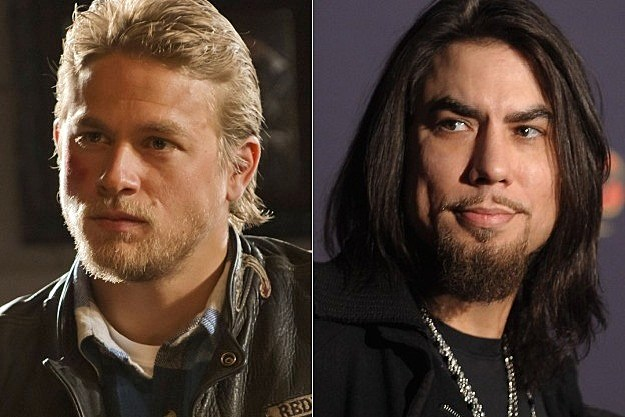 Sons of Anarchy Season 5 Dave Navarro