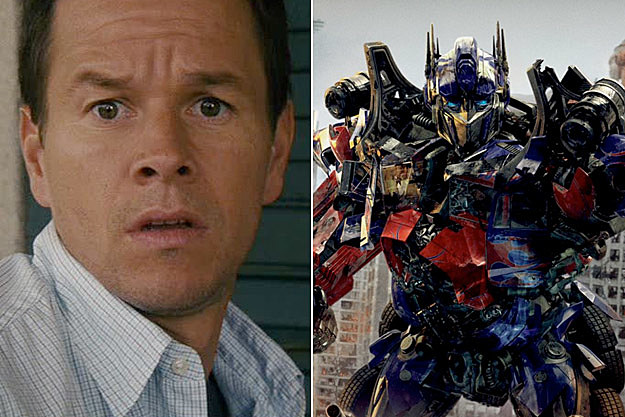 Mark Wahlberg Transformers