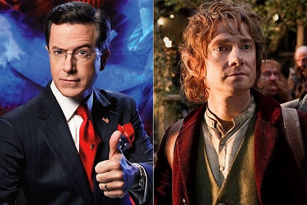 The Colbert Report The Hobbit Week