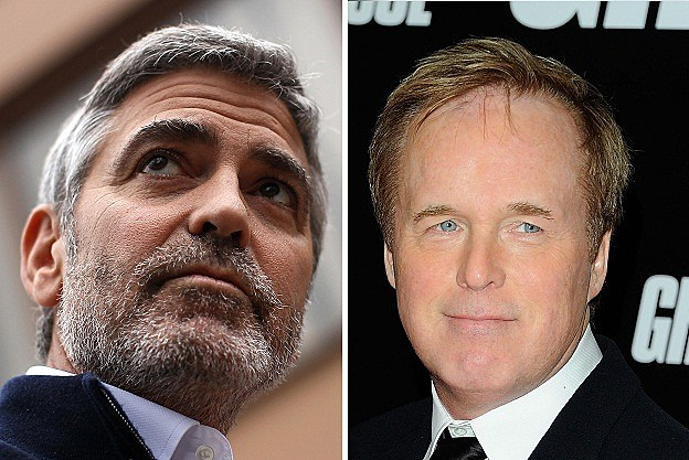 George Clooney, Brad Bird