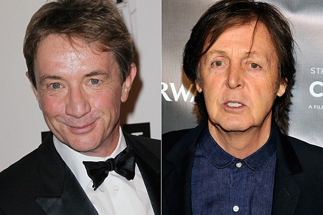 SNL Martin Short Paul McCartney Christmas