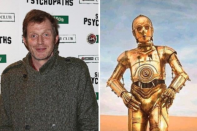Jason Flemyng, C-3PO