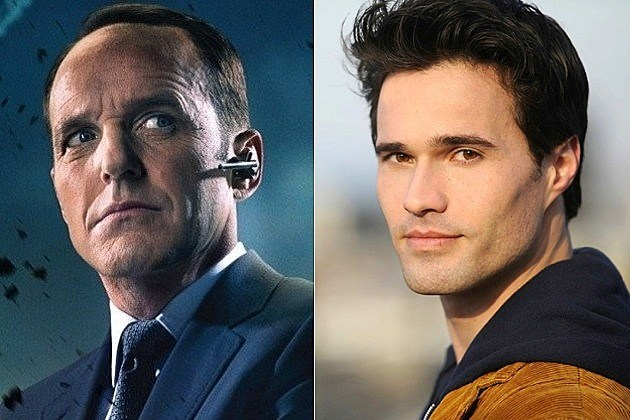 Joss Whedon SHIELD TV Series Brett Dalton Agent Grant