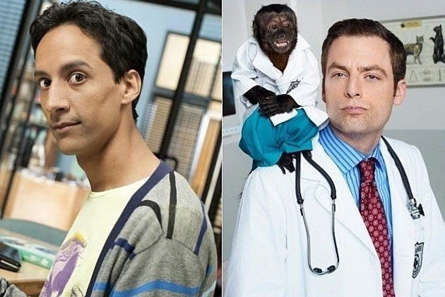 Community Season 4 Animal Practice Crossover Abed