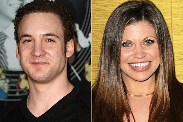 Boy Meets World Girl Meets World Ben Savage Danielle Fishel Cory Topanga