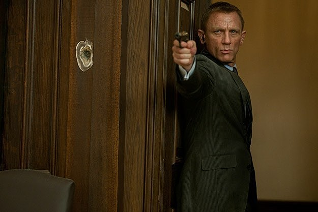 Box Office Skyfall