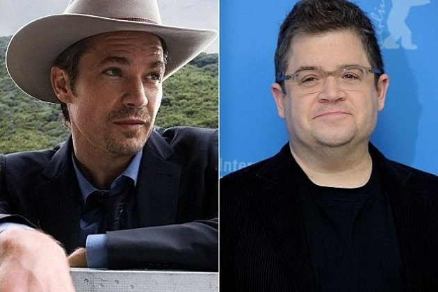 Justified Season 4 Patton Oswalt Constable Bob