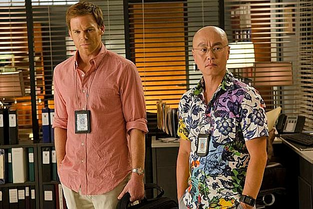 Dexter Season 7 Chemistry Preview