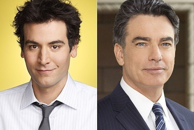 How I Met Your Mother Season 8 Peter Gallagher