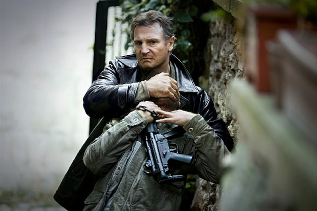 Liam Neeson to Pull an All Nighter