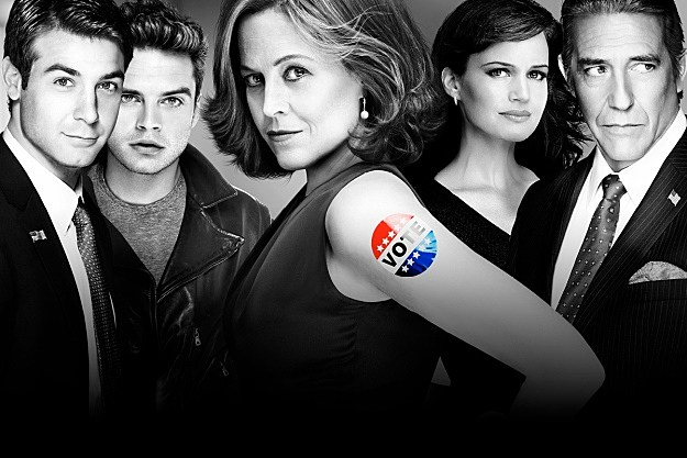 Political Animals Cancelled