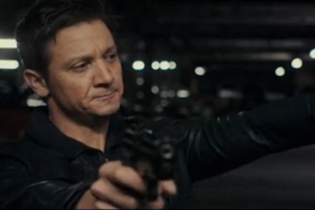 SNL Jeremy Renner is in a Standoff