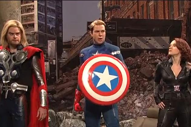 SNL The Avengers