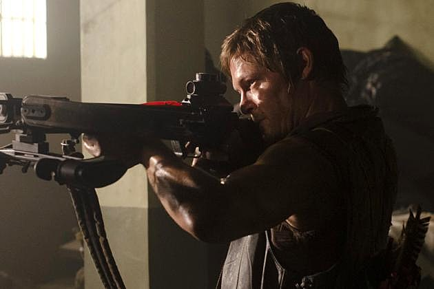 The Walking Dead Season 3 Hounded Photos Carol