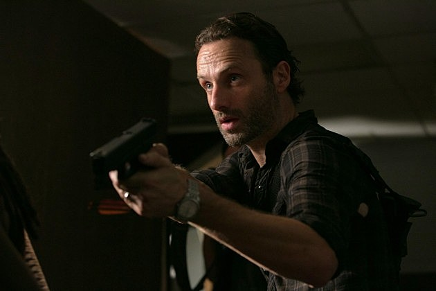 The Walking Dead Season 3 Made to Suffer Mid Season Finale Preview