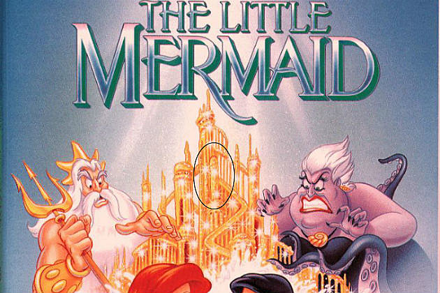 Movie Myths: 'The Little Mermaid' and the Lewd Drawing