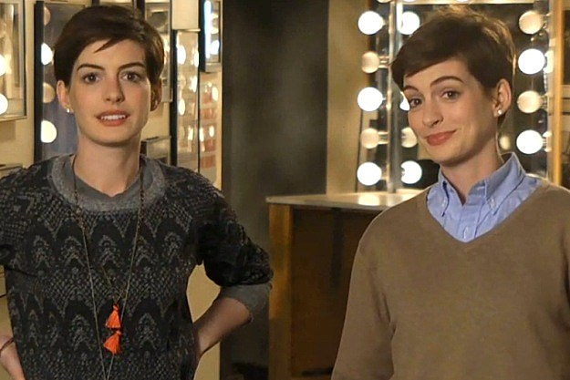 Saturday Night Live Anne Hathaway Preview