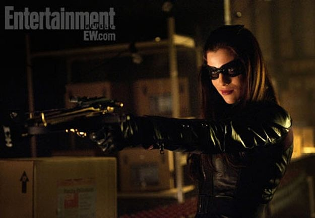 Arrow The Huntress Jessica De Gouw