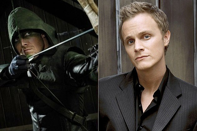 Arrow David Anders Dark Archer