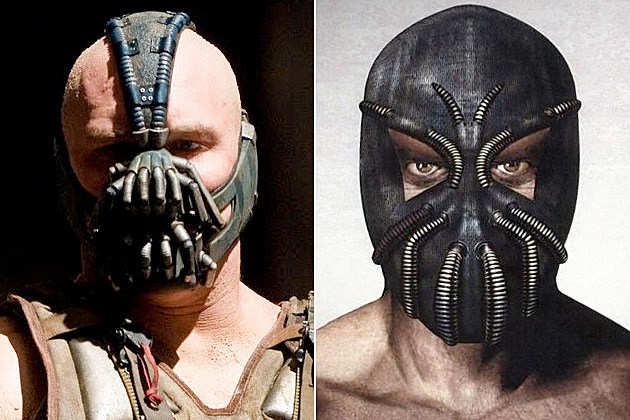 Bane The Dark Knight Rises Concept Art