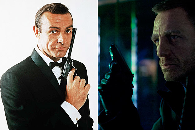Sean Connery Skyfall