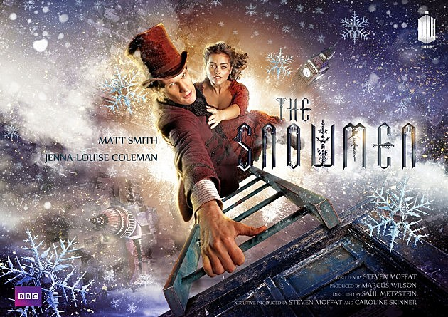 Doctor Who Christmas Special 2012 The Snowmen