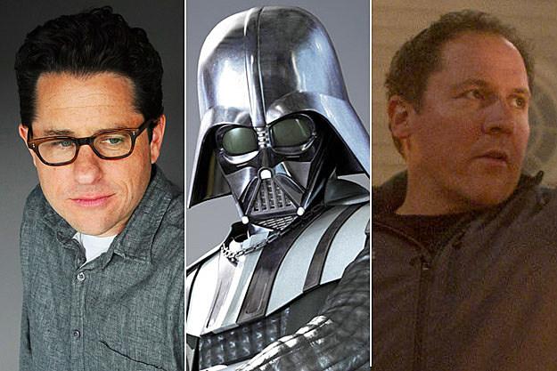 JJ Abrams Star Wars Jon Favreau