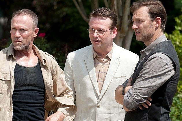 The Walking Dead Season 3 Milton Dallas Roberts Interview