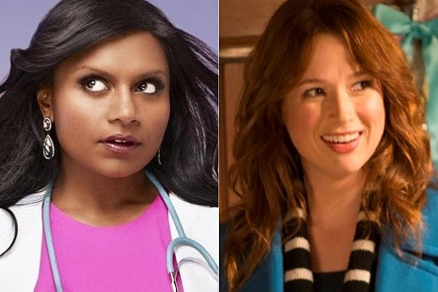 The Mindy Project Ellie Kemper The Office