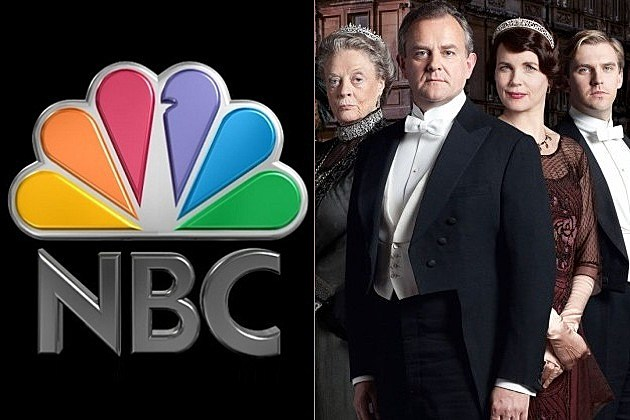 NBC Downton Abbey The Gilded Age Julian Fellowes