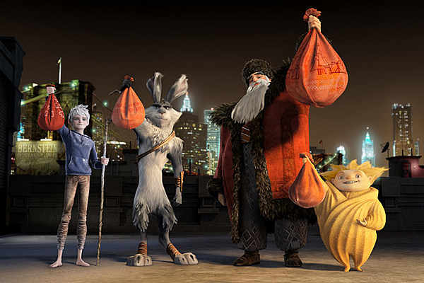Rise of the guardians review - Pics of rise of the guardians ...